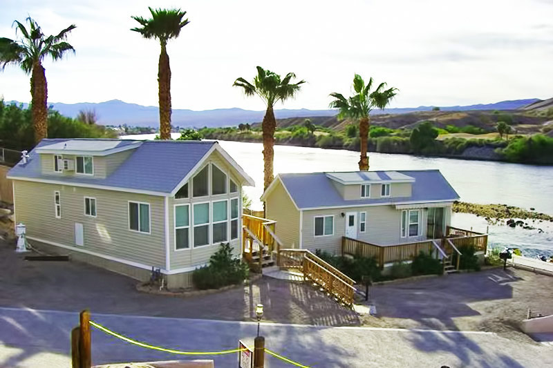 Laughlin bullhead city resort lodging laughlin river run for Laughlin cabins